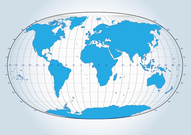Vector Globe Graphics