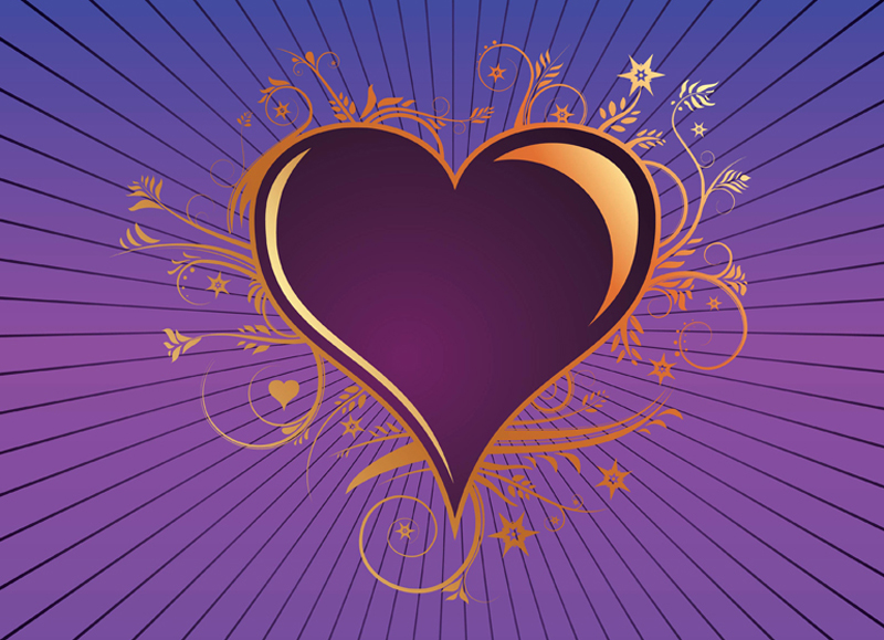 10 Vector Love Graphics