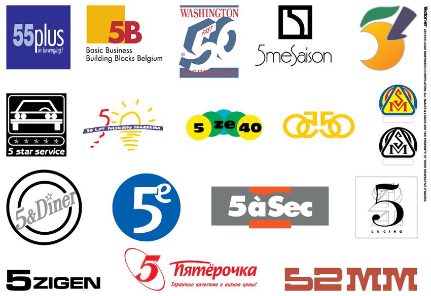 Image Gallery Number 5 Logo