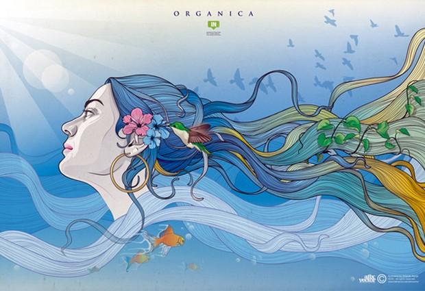 Organica Vector by Atix