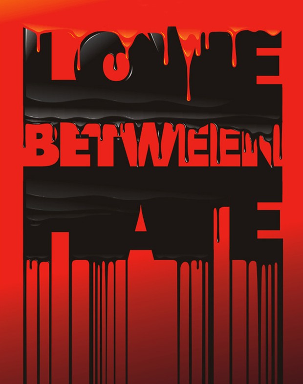 Between Love and Hate Vector