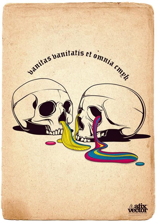 Vanitas Vanitatis et Omnia CMYK