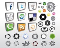 Web Design Vector Graphics